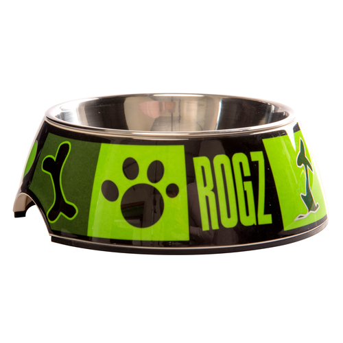 ROGZ BOWLZ SMALL LIME JUICE SMALL